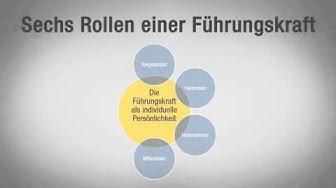 Führungskräfte Tutorial: Die sechs Rollen einer Führungskraft im Detail |video2brain.com