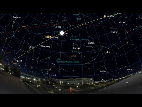 The Constellations - Discover the 88 Constellations |Full Un