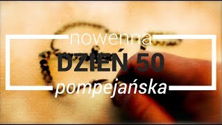 Nowenna pompejańska - dzień 50