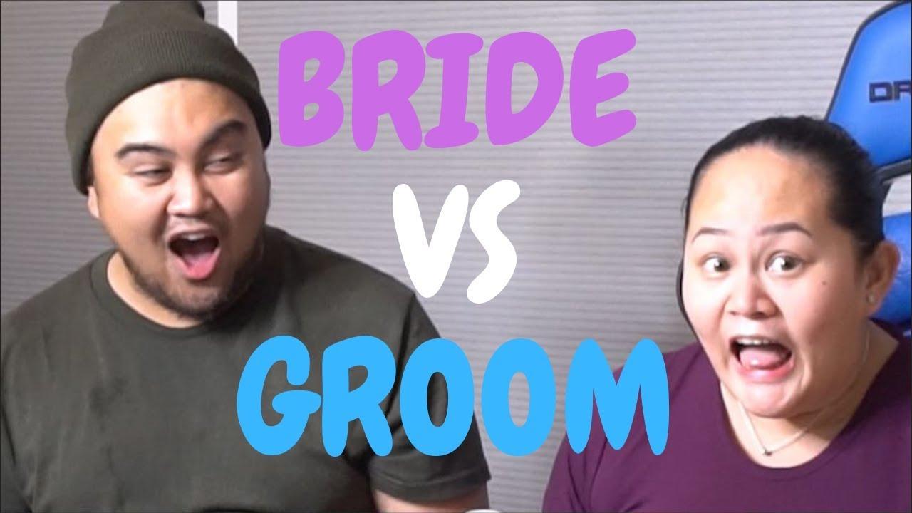 Bride Vs  Groom | Wedding Game