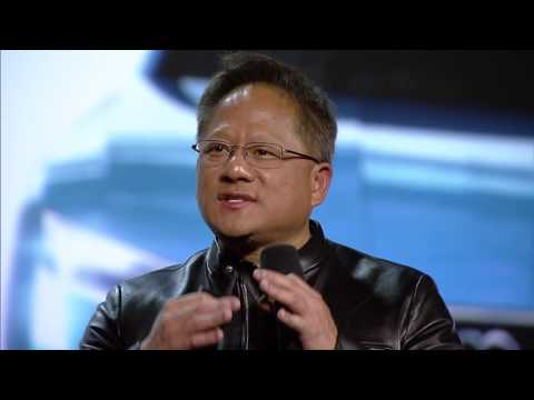 CES 2017: AI Car Partners (NVIDIA keynote part 7)