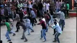 Flashmob at Kollam Beach | YCET | XELECEA