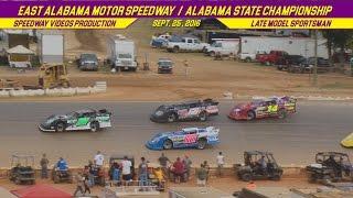 East Alabama Motor Speedway Late Model Sportsman Feature