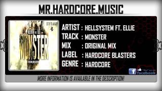 Hellsystem ft. Ellie - Monster (FULL) [HQ|HD]
