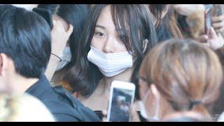 3일 서울 강서구 김포국제공항으로 입국하는 AKB48 타카하시 쥬리(高橋 ...