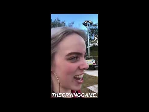 Billie Eilish смешные моменты.