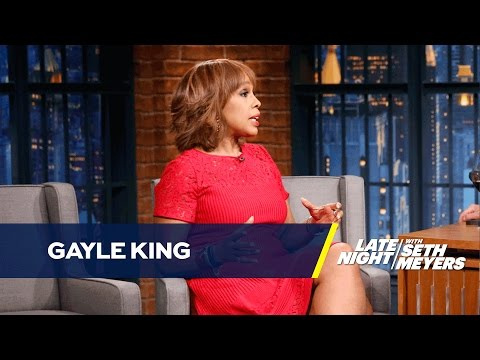 Gayle King on Media's Off-the-Record Meeting with Donald Trump