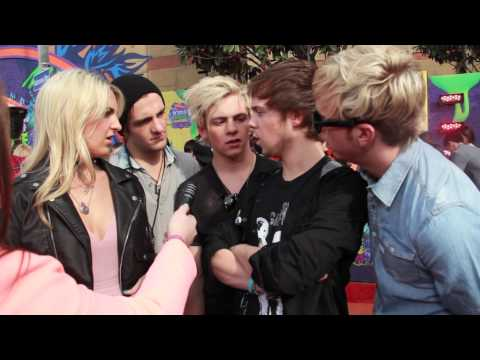 Catchin Up With R5!