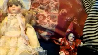 EARTHBOUND SPIRITS - SUNDAY WITH MY HAUNTED DOLLS