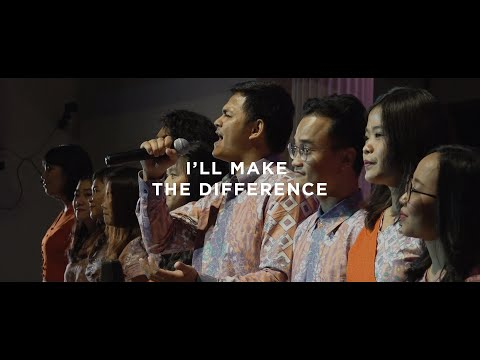 I'll Make The Difference // GKI Youth Choir
