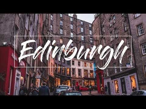 Edinburgh • Scotland • Travel Video | HD