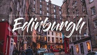 Edinburgh • Scotland • Travel Video | HD