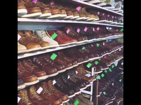 รองเท้า Red Wing 875  / Hawkins / Thorogood -ร้านOldshoes