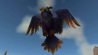 Legion Beta - Druid Sentinel Owl Form