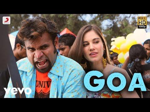 Goa - Title Track Lyric | Yuvanshankar Raja | Jai, Piaa Bajpai