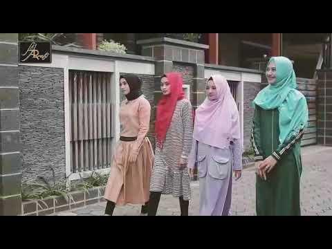 Parodi Lagu Lagi Syantik versi Hijab Arrafi