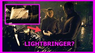 Gendry's Secret Weapon for Arya Explained - Game of Thrones Season 8