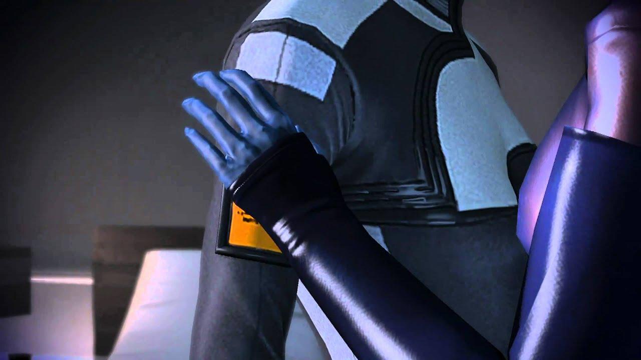 Mass Effect Sex Scene Liara