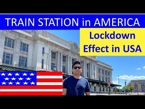 Train Station in America, Penn Station in USA, Baltimore trains, Baltimore City, America Darshan