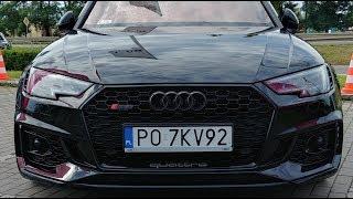 Krótka zajawka Audi RS4