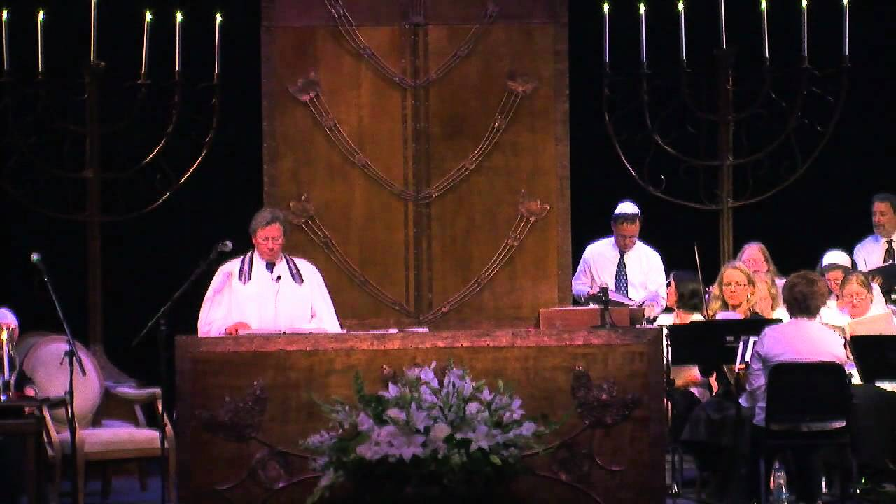 Kol Nidre Entire Services