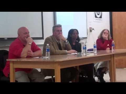 PDA Three - Career Panel Workshop