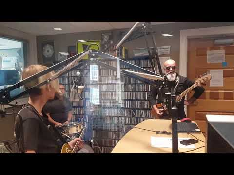 WQFS 90.9 Nathan Pope Band