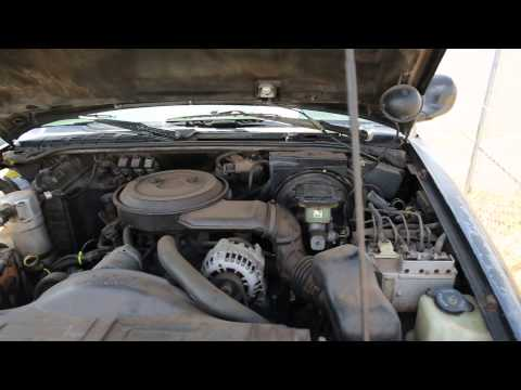 1995 Chevy S-10 Pacific Auto Auction