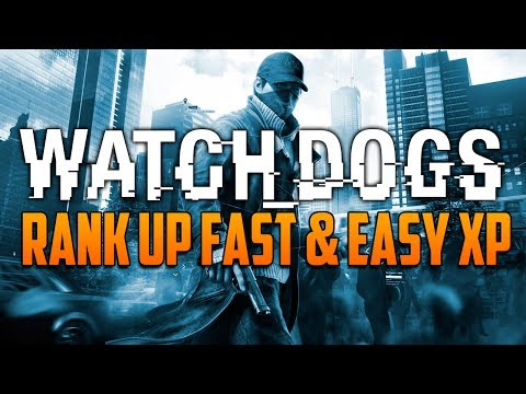 Watch Dogs Xp Glitch