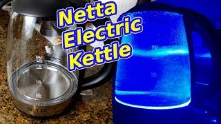 Glass Amazon Electric Kettle