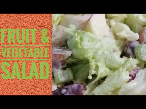 Fruit & Vegetable Salad