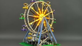 LEGO Ferris Wheel Lighting Kit