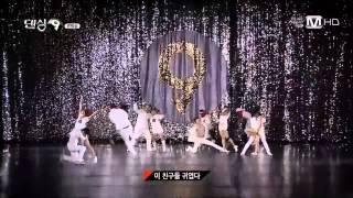 "Derek Hough on Korean Dance Show ""DANCING 9"""