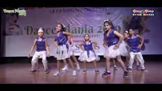 Enjoy kids fusion mix dance performance on songs, shape of you, mera tera boyfriend, tu cheez badi mast at mania 2019. this is presen...