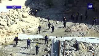 الحكومة تتابع إجراءات الوزارات المعنية بحادثة البحر الميت - (11-2-2019)