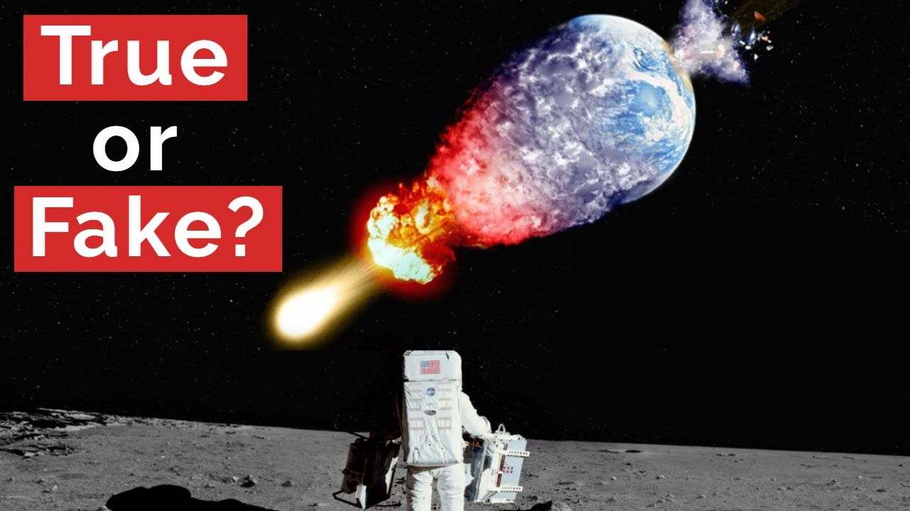 Will An Asteroid Hit Earth in April 2020? True or Fake