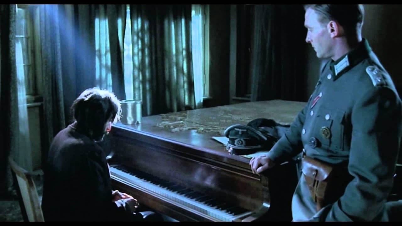 The Pianist  Piano Scene  1080p HD  YouTube