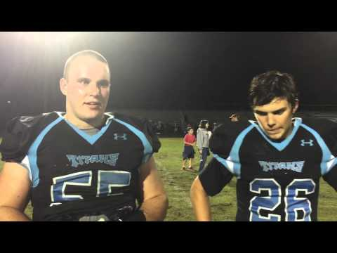 Postgame Interview with Drew Birchmeier and Joe Hunt of Cosby