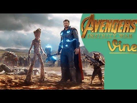 Infinity War: Vines to send Thanos to a seniors home