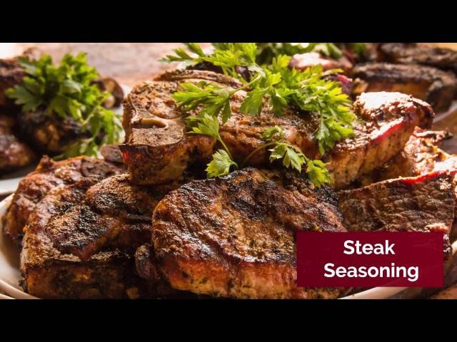 BBQ Spicy Steak Seasoning