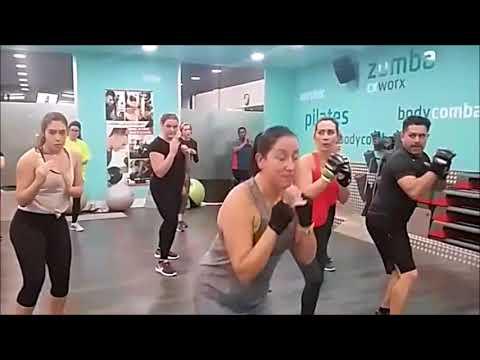 Body combat principiantes