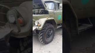 видео Буровая установка УРБ 2.5 А