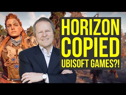 Horizon Zero Dawn COPIED UBISOFT GAMES According To CEO (Everything PlayStation Podcast)