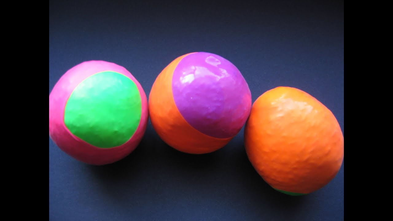 Jonglierballe Selber Machen Diy Anleitung Youtube