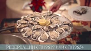 Бранч морепродуктов в гриль-баре Gastronome - каждую Субботу и Воскресенье!