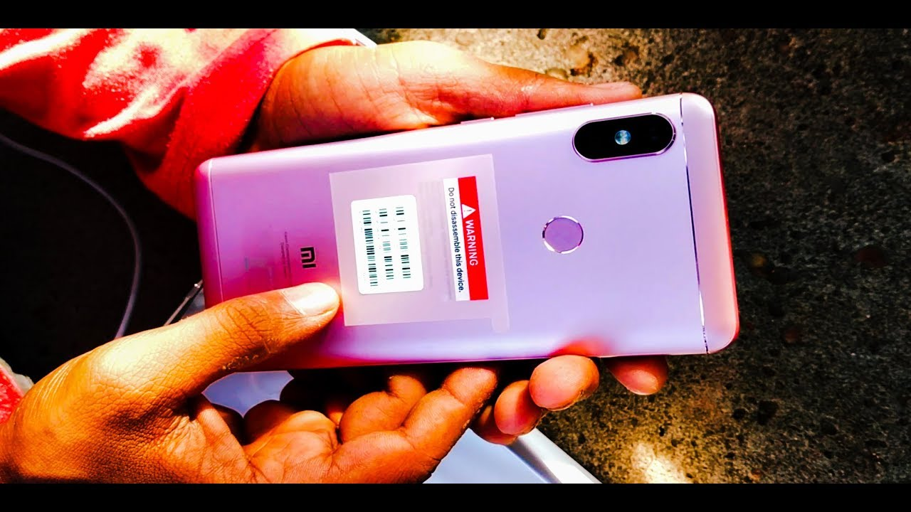 check out 3f216 ccc35 Redmi Note 5 Pro Rose Gold (64GB /4GB) Unboxing & review