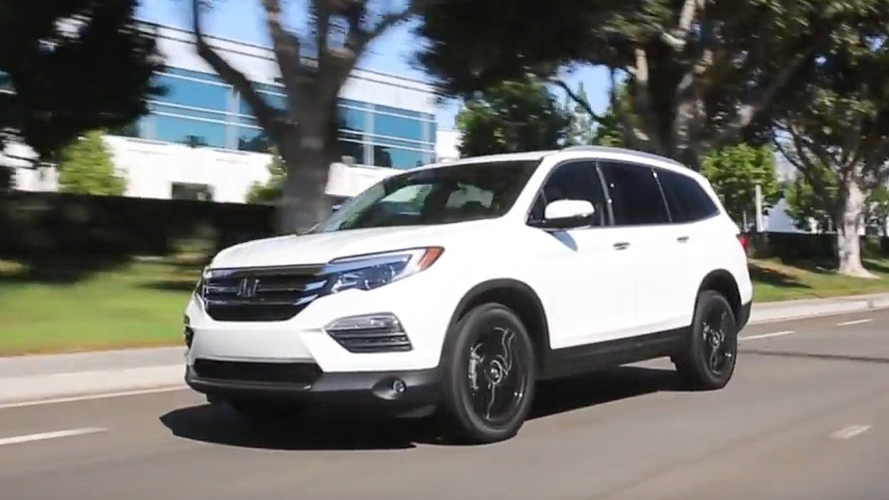 Midsize SUV - 2017 KBB.com Best Buys - YouTube