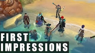 Royal Quest Gameplay   First Impressions HD