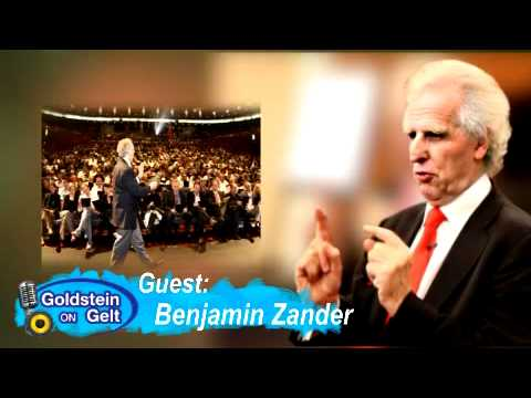 Benjamin Zander - Is Optimism a Fine Art? - interview - Goldstein on Gelt - Jan. 2011