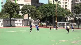 主教盃足球比賽 – 2015 ( 石鐘山 vs 聖方濟各英文小學) 上半場